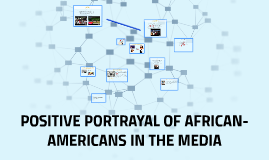 the positive portrayal of the black americans in the media and literature Portrayals of women in prime time reality tv portrayals of women in prime time reality tv programs african american, asian, or hispanic as shown in.