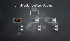 Small Solar System Bodeis