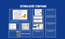 Copy of Estimulacion Temprana