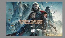 Hollywood and Thor: The Dark World