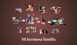 Familia tradicional hispana: