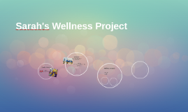 Sarah's Wellness Project