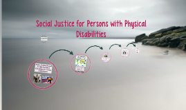 Social Justice for Persons with Physical Disabilities