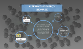 BIOMASS USING PALM WASTE AS AN ALTERNATIVE ENERGY