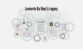 Leonardo Da Vinci's Legacy