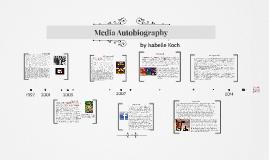 Media Autobiography
