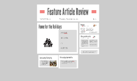 Feature Article Review