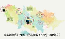 Business Plan (Shark Tank) Project