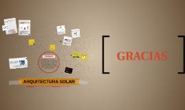 Copy of ARQUITECTURA SOLAR