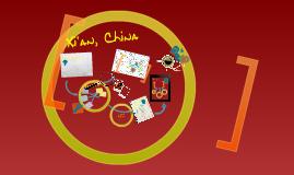 Xi'an, China- World Civilizations Project