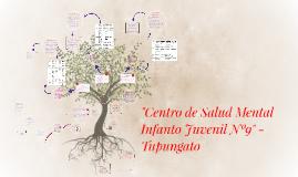 Copy of Centro Preventivo Asistencial Infanto Juvenil Nº9 Tupungato