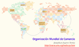 Copy of Organización Mundial de Comercio