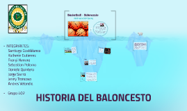 Historia universal del Baloncesto