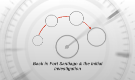 Back in Fort Santiago & the Initial Investigation