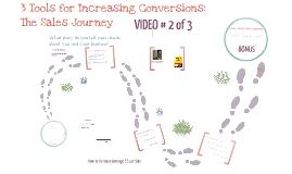 V2: 3 Ways to Increase Sales Conversions