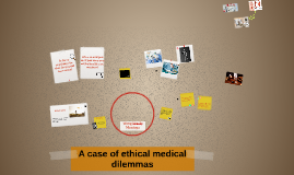 Two cases of ethical medical dilemmas