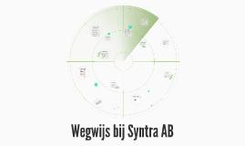 Wegwijs bij Syntra AB