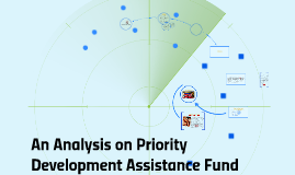 Copy of An Analysis on Priority Development Assistance Fund