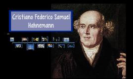 SAMUEL HAHNEMANN VIDA Y OBRA