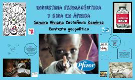 Industria farmacéutica en África: Pfizer