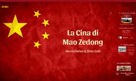 La Cina di Mao Zedong