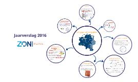Jaarverslag NetwerkZON 2016