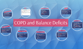 COPD and Balance Deficits