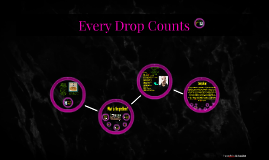 Copy of Every Drop Counts