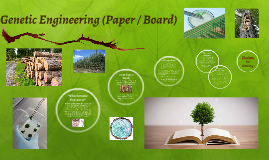 Copy of Genetic Engineering (Paper / Board)