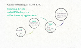 4700 - Writing Spring 2014