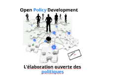 Open Policy Development