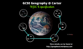 GCSE Geography - WJEC B
