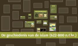 § 4.4. Een nieuw geloof: de islam