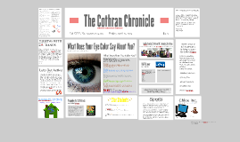 The Cothran Chronicle