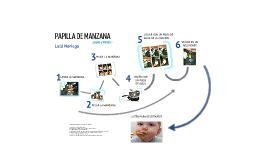 Papilla de Manzana