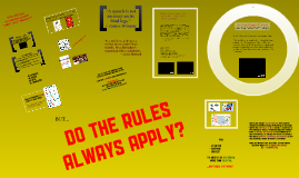 3142: 6Rules of form