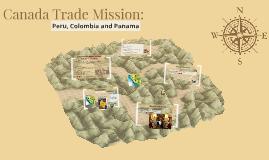 Canada Trade Mission: