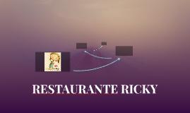 RESTAURANTE RICKY