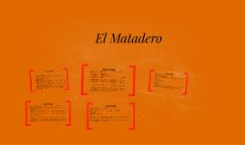 Copy of El Matadero