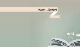 Dante Aligehri