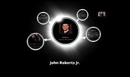 John Roberts Jr.