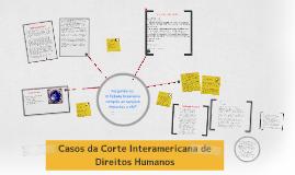 Copy of Casos da Corte Interamericana de Direitos Humanos