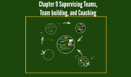 Supervision Chapter 9