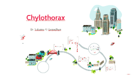 Chylothorax is caused by disruption or obstruction of the t