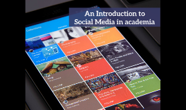 Social Media for Students