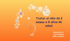 Tratar IIA - Diarrea, Tos, Bronquiolitis, Croup