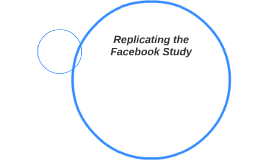 Replicating the Facebook Study