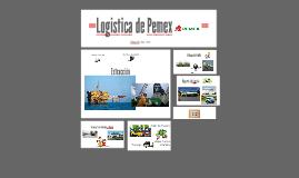 Logistica de Pemex