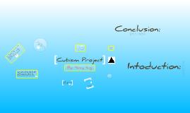 Cubism Project