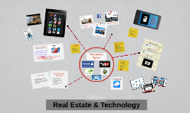 Copy of Real Estate & Technology